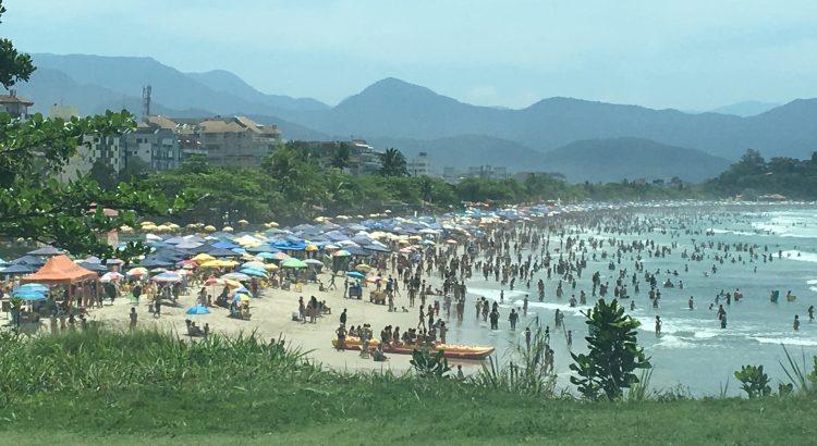 Praia Grande de Ubatuba, São Paulo